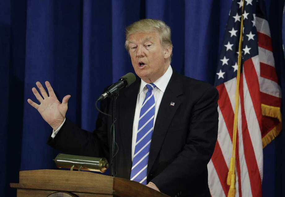 The campaigns of Donald Trump and Bernie Sanders were made possible because of a shift in Republican and Democratic views on a variety of issues. And the two candidates shared surprisingly similar views on those matters. Photo: John Locher /Associated Press / Copyright 2016 The Associated Press. All rights reserved.