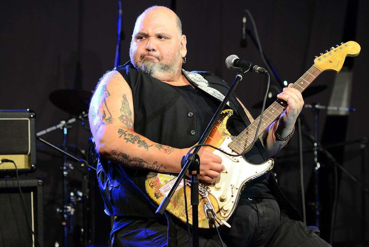 Blues guitarist Popa Chubby performs at The Upper Room in Albany on Friday. Get details.