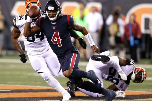 Deshaun Watson's second NFL start is among the main drawing cards for Sunday's Texans-Patriots matchup, says CBS' Ian Eagle.
