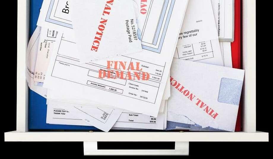 New study shows decrease in loans to riskier borrowers. Photo: Photo ©iStockphoto.com/pixsooz / Via Moneytips / Pixsooz