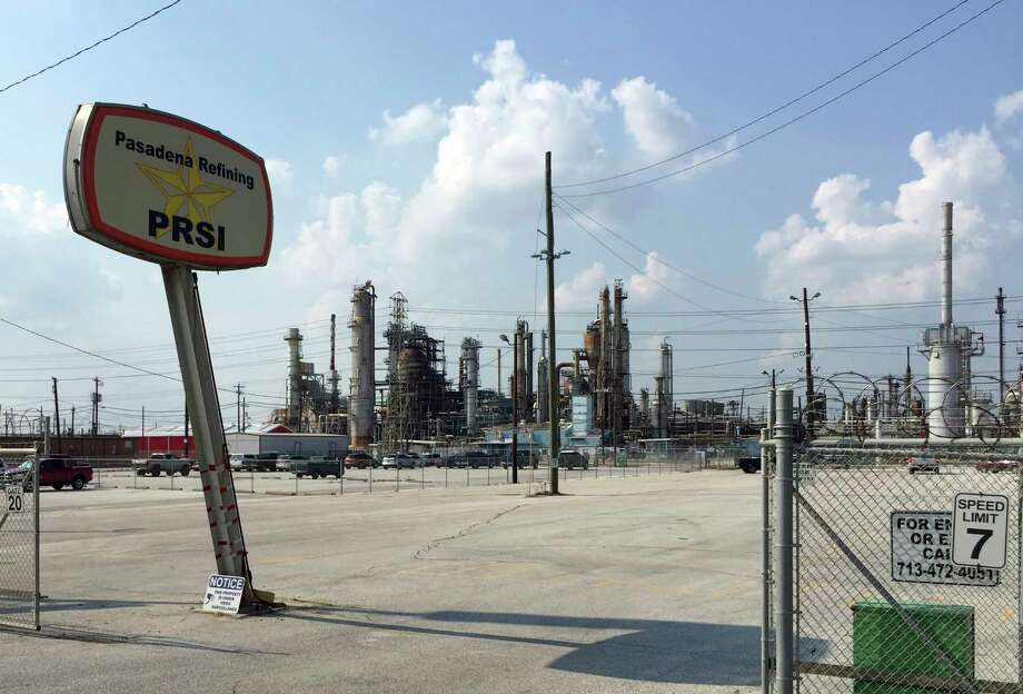 Petrobras, Brazil's state-control oil company, has agreed to settle a lawsuit alleging that the company for years flouted air pollution restrictions at its aging Pasadena refinery. Photo: Frank Bajak, STF / Copyright 2017 The Associated Press. All rights reserved.
