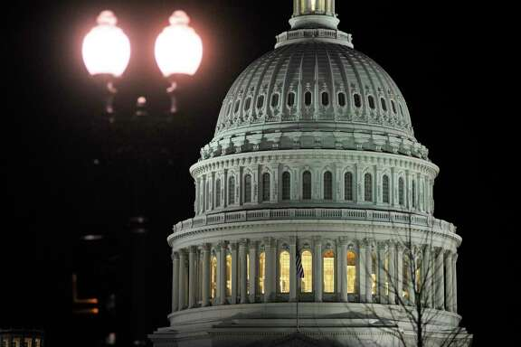 The U.S. Capitol in Washington. (Associated Press Photo)