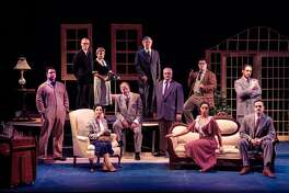 "The Warner Stage Company will present Agatha Christie's ""And Then There Were None"" in the Warner Theatre's Nancy Marine Studio Theatre, with peformances on weekends from Saturday, Sept. 23 to Oct. 1."