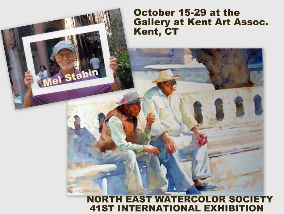 The North East Watercolor Society will hold its 41st International Exhibition in Kent. The show opens Sunday, Oct. 15 and continues through Oct. 29. Photo: Contributed Photo / Contributed Photo Not For Resale
