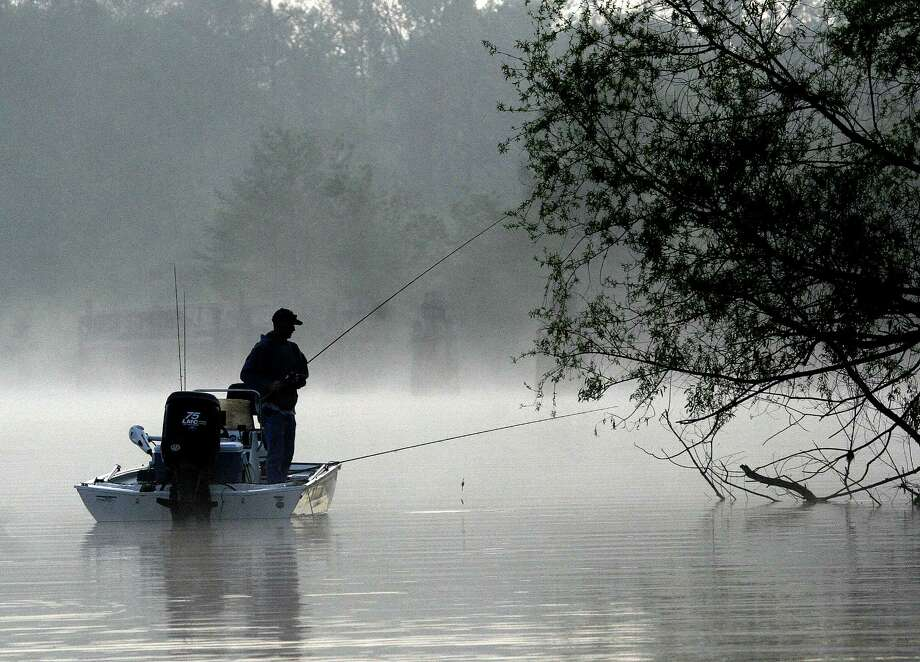Texas leads all states in recreational anglers, accounting for 1.74 million of the nation's 35.8 million fishers. A study showed the number of Americans fishing increased 8 percent in the past five years. Photo: Shannon Tompkins / Shannon.Tompkins@chron.com