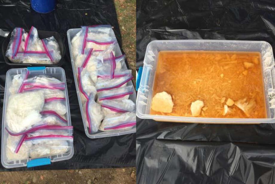 Austin-area drug bust finds $23 million worth of meth - Houston