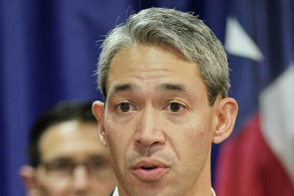"""Mayor Ron Nirenberg said Wednesday he's """"getting directly involved in ensuring the Tricentennial effort is as strong as it possibly can be, up to and including significant changes as necessary."""""""