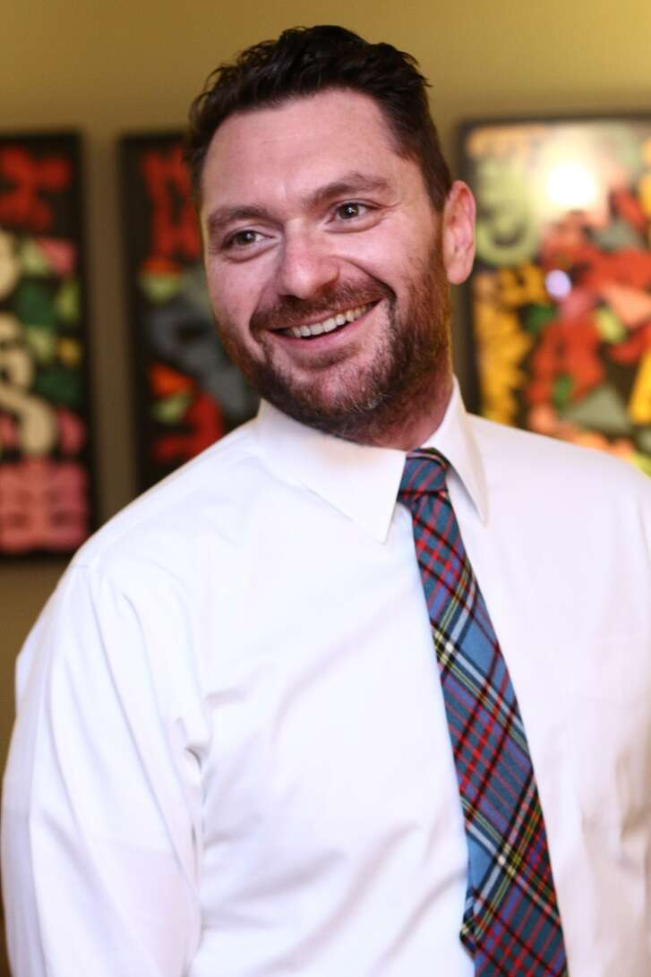 John Abodeely is the new chief executive officer of the Houston Arts Alliance.