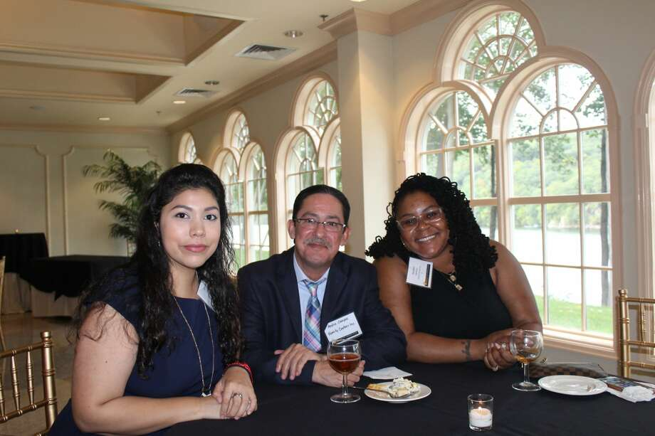 Hearst Connecticut Media announced the winners of its 2017 Top Workplaces contest at a dinner on Wednesday, September 20, 2017. The celebration was held at The Waterview in Monroe, Conn. Photo: Carol Mihelik