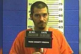 Sean Haller is accused of breaking in to a woman's home.
