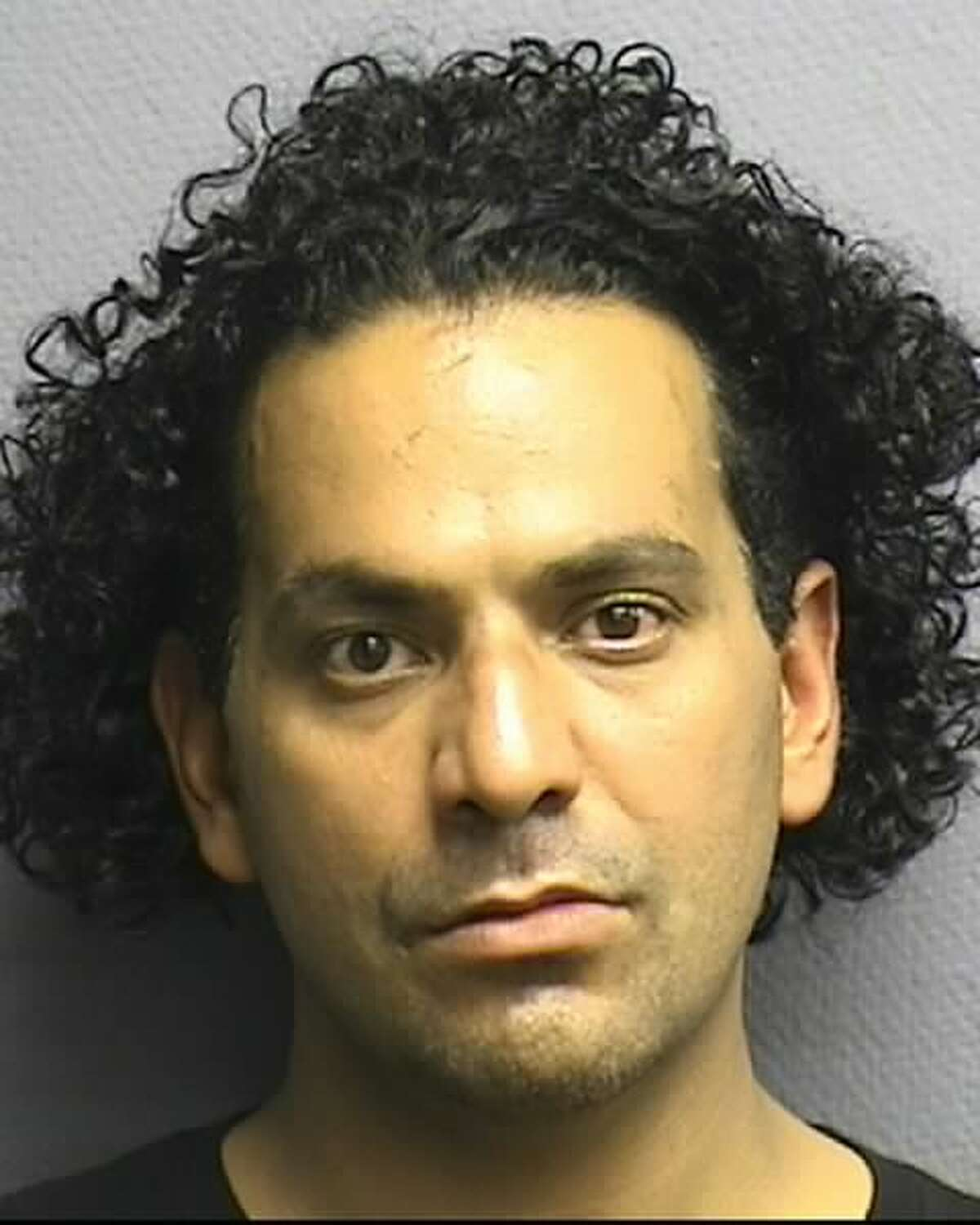 An undated photograph of Matthew W. Dunn, 39. Dunn is accused of assaulting a Lyft driver because of his Middle Eastern heritage. He has since been charged with a hate crime.