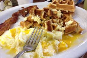 9.    Marla    – 4 stars   5904 McPherson Rd  Type of food: Breakfast