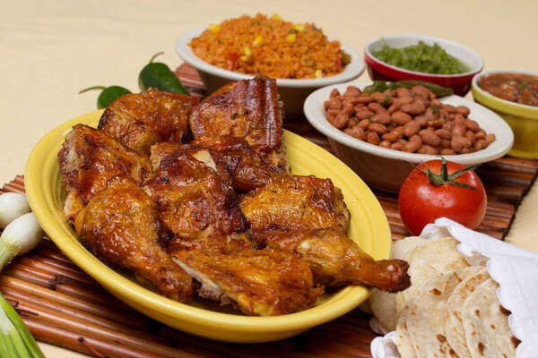 12.    Pollo Palenque McPherson    – 4 stars   9109 McPherson  Type of food: Mexican