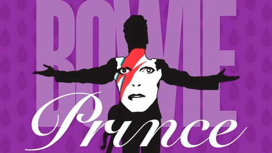 The music of David Bowie and Prince will be featured in a Midland Symphony Orchestra concert Saturday night. (Photo provided)