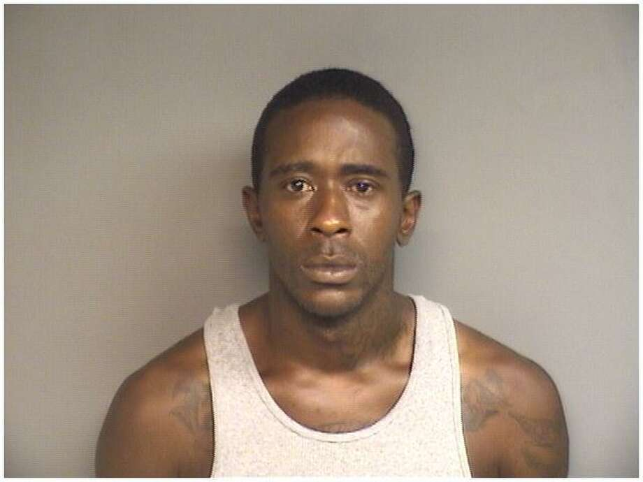 Travaris Howard, 28, of Stamford, was charged with burglary after he broke into a Taylor Street apartment after his sister called from the same location to tell him she was being disrespected. Photo: Stamford Police / Contributed