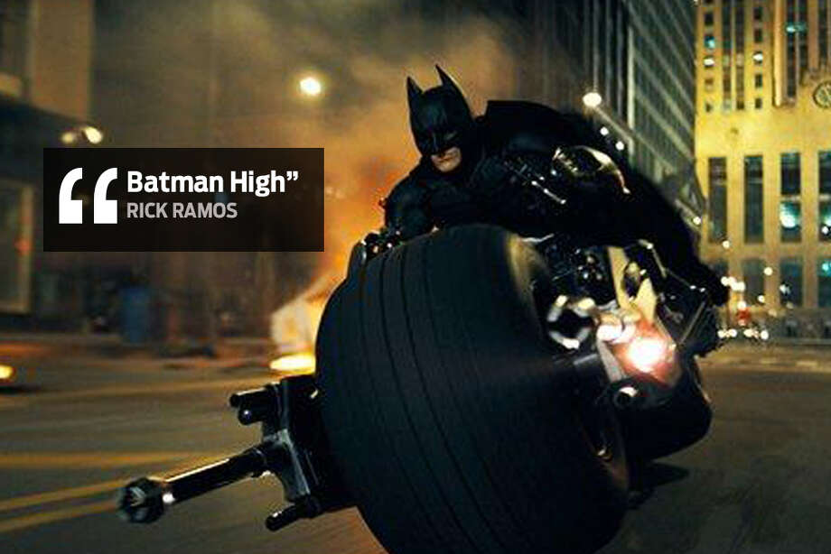 "Rick Ramos: ""Batman High"" Photo: Facebook"