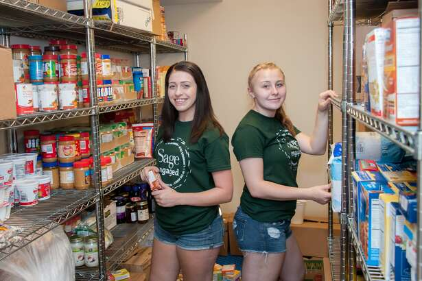 Were you Seen at Sage Engaged, a day of service for the Sage Colleges campus community, around Albany and Troy on Sept. 20, 2017?