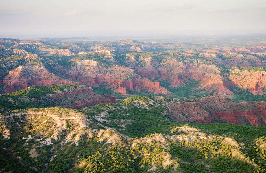 Caprock Canyons State Park Photo: Texas Parks And Wildlike Epartment, Photographer- Texas Parks & Wild / Earl Nottingham/Texas Parks & Wildlife Dept.