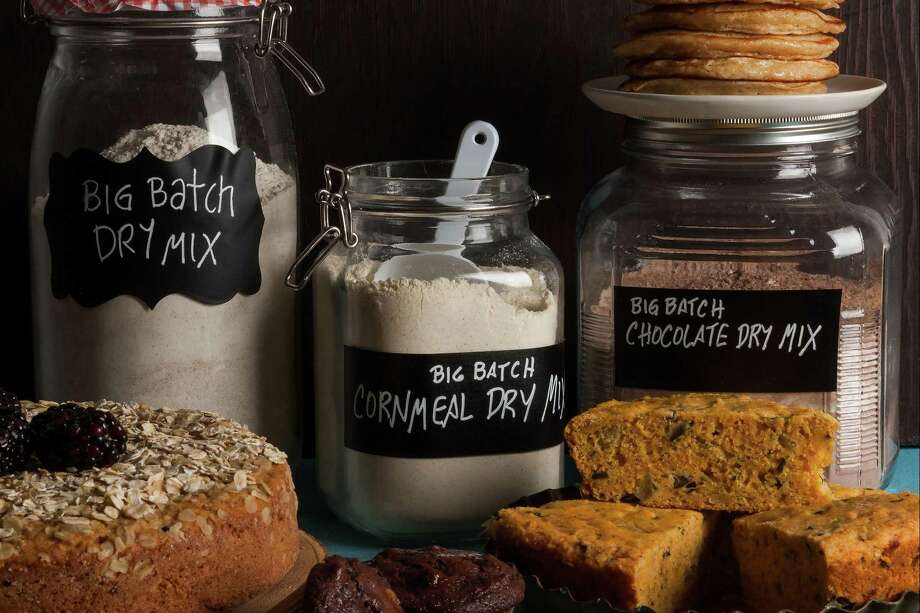 Oh, the places you can go with these three DIY baking mixes. Photo: Photo By Goran Kosanovic For The Washington Post. / For The Washington Post