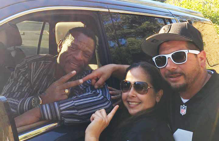 Somerville: Phone lost at Raiders game returned by Rickey Henderson