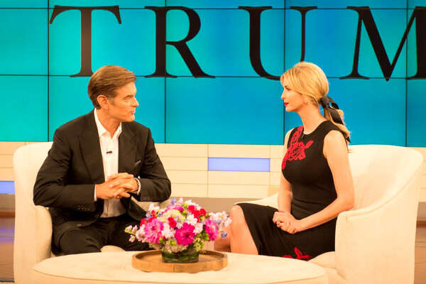 Dr. Oz talks to Ivanka Trump on an episode airing Thursday.
