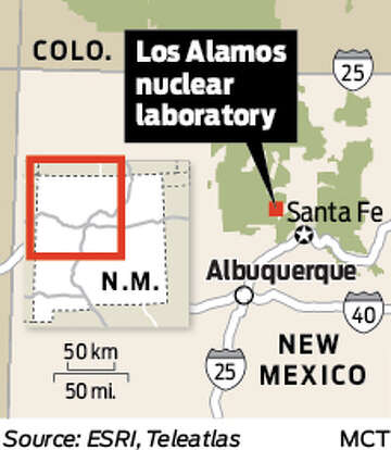 Uc To Bid On Los Alamos Contract Teeing Up Potential California Texas Contest Over Nuclear Facility Houstonchronicle Com