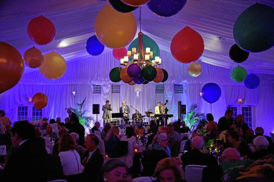 Every year, local nonprofit At Home in Greenwich holds a cabaret to support its programming. The last fundraiser grossed approximately $90,000. This year's event is set for Sept. 24. Photo: Contributed /