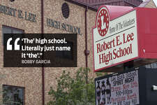 "Bobby Garcia: ""'The' high school. Literally just name it 'the'."""