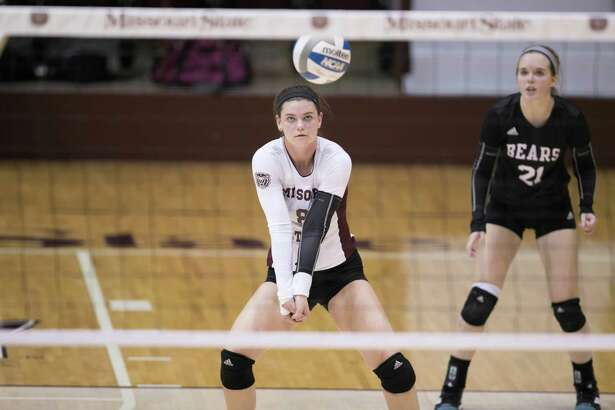 Travis graduate Emily Butters was voted Missouri Valley Conference Defensive Player of the Week on Sept. 11 after recording 70 digs in three matches. Butters is a junior at Missouri State.