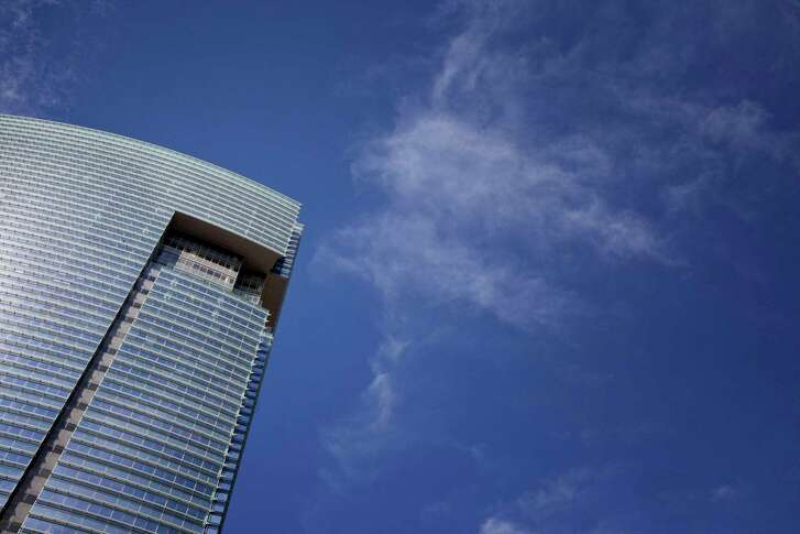 A view of the new BG Place building, Monday, April 4, 2011, at 811 Main Street in downtown Houston, Texas. (Todd Spoth/For the Chronicle)