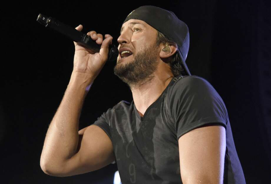 Luke Bryan: The country singer will be performing at the Cynthia Woods Mitchell Pavilion on Friday, Sept. 22 at 7 p.m.More Details: www.woodlandscenter.org/events Photo: Tim Mosenfelder/WireImage