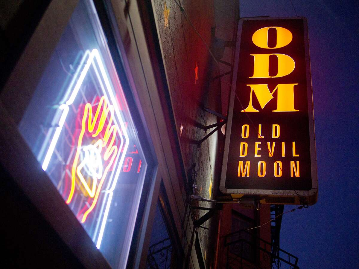 Old Devil Moon3472 Mission Street, Bernal Heights If there's a particular spirit calling to you, you'll find a NOLA-inspired cocktail containing it at Old Devil Moon. But they're not leading the parade here; the Bernal Heights bar (and restaurant) is better-known for its beer selections, with a menu including picks from classic California craft breweries like Firestone Walker and other options from hot new local breweries like Temescal and Cellarmaker. Come for the beer, stay for the excellently-paired boilermakers.
