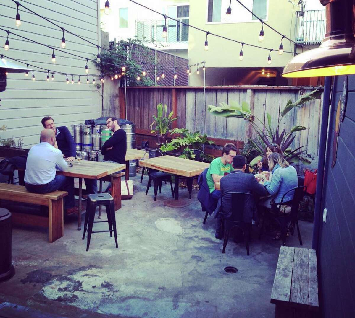 The patio of Old Devil Moon has been a lifesaver for the bar, but owner Chris Cohen acknowledged that an outdoor space has not been feasible for everyone in San Francisco.