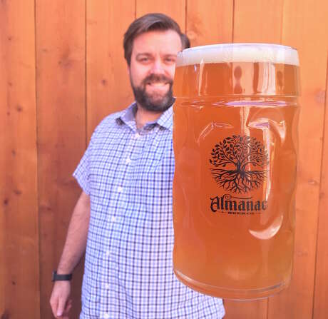 Alamanc is releasing limited edition Steins. Photo: Courtesy Jesse Friedman/Almanac