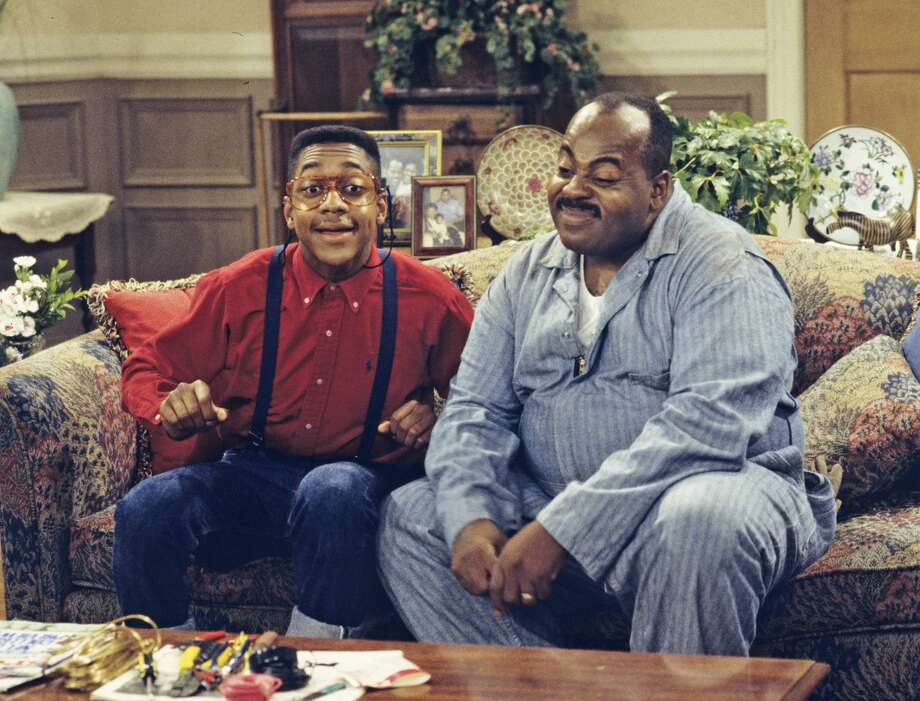 """During season five of """"Family Matters"""" Urkel (Jaleel White) used CPR to save Carl's (Reginald VelJohnson) life and Carl didn't take it too well.See the sitcoms (good and bad) that we have watched over the years... Photo: ABC Photo Archives/ABC Photo Archives/Getty Images"""