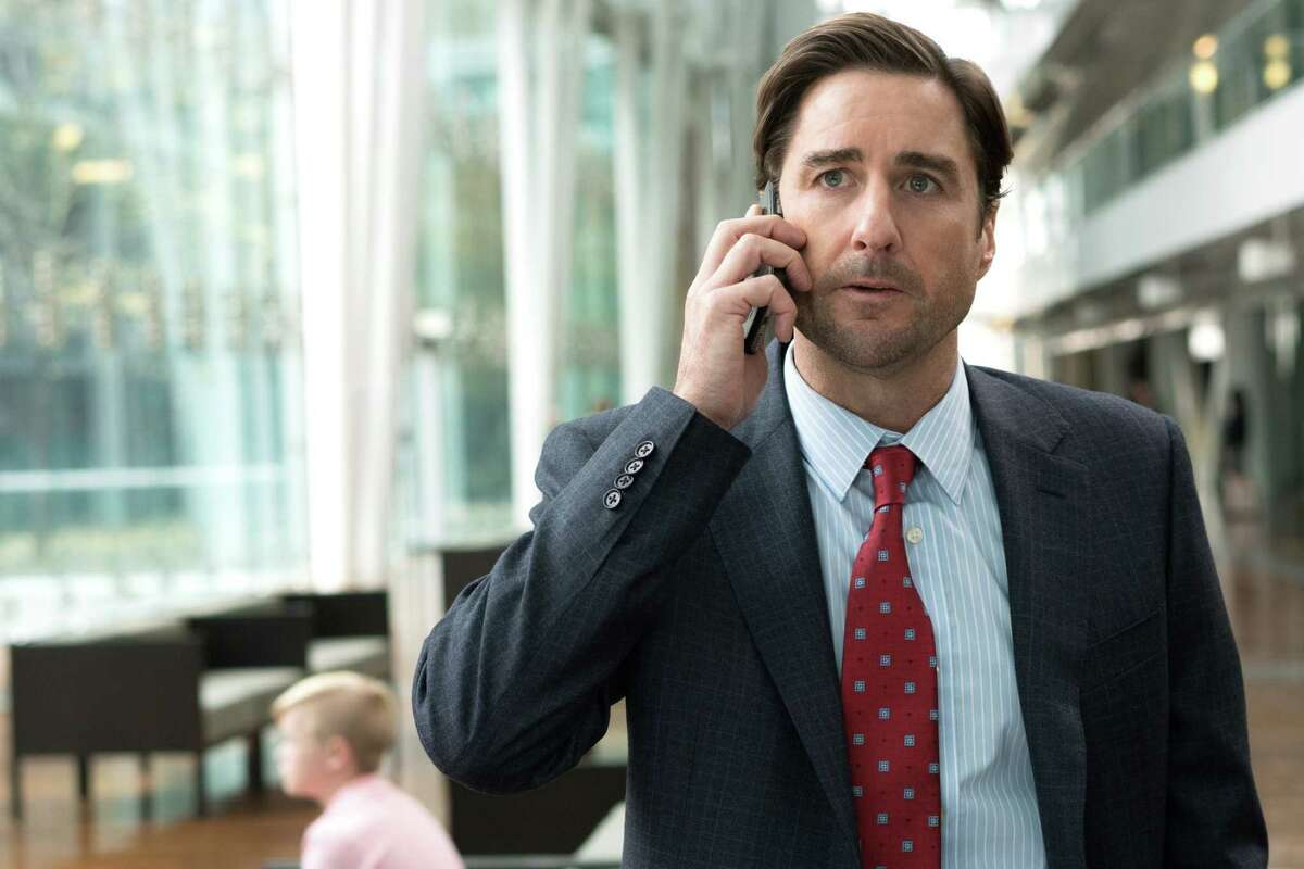 """This image released by Amazon Studios shows Luke Wilson in a scene from """"Brad's Status."""" (Jonathan Wenk/Amazon Studios via AP) ORG XMIT: NYET651"""