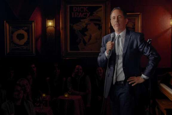 """""""Jerry Before Seinfeld,"""" starring Jerry Seinfeld, is available for streaming on Netflix."""
