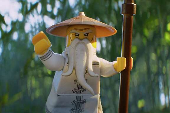 """The Lego Ninjago Movie"" is silly and irreverent."