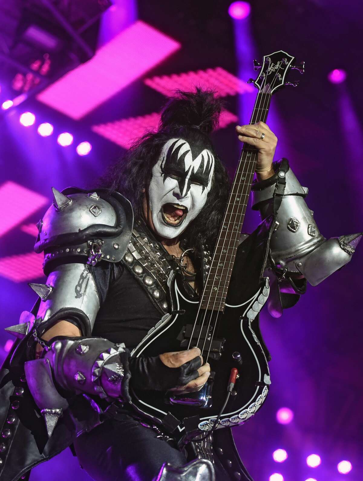 Kiss:The rock band will be performing at the Smart Financial Centre on Tuesday, Sept. 26 at 8 p.m. More Details: www.smartfinancialcentre.net