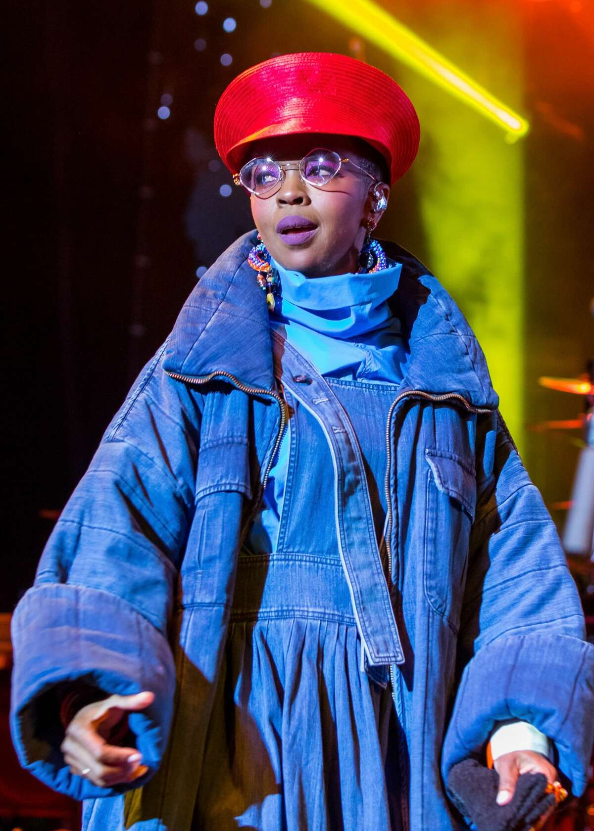 Ms. Lauryn Hill:The singer will be performing at the Smart Financial Centre on Wednesday, Sept. 27 at 7 p.m. More Details: www.smartfinancialcentre.net