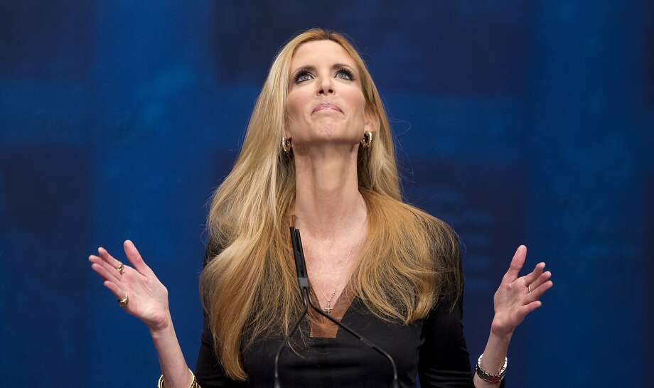 A UC Berkeley Republican group that sued the university over restrictions on a planned speech in April by conservative commentator Ann Coulter has failed — at least for now. Photo: J. Scott Applewhite, Associated Press