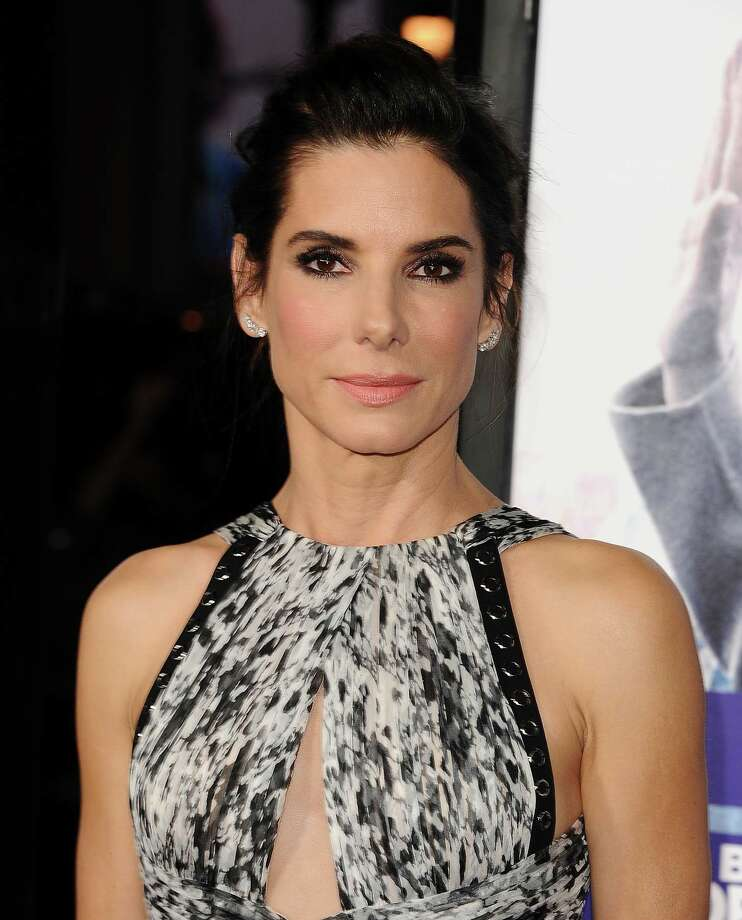Sandra Bullock will play former state Sen. Wendy Davis in a possible upcoming film called Let Her Speak, about Davis' 13-hour filibuster to block the vote of an anti-abortion bill during the final hours of a 2013 special session of the Texas Legislature. Photo: Jason LaVeris/FilmMagic