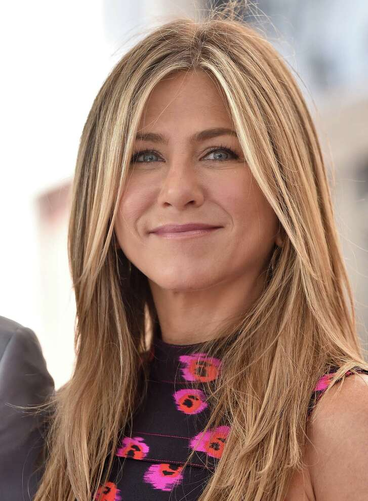 HOLLYWOOD, CA - JULY 26:  Actress Jennifer Aniston attends the ceremony honoring Jason Bateman with Star on the Hollywood Walk of Fame on July 26, 2017 in Hollywood, California.  (Photo by Axelle/Bauer-Griffin/FilmMagic)
