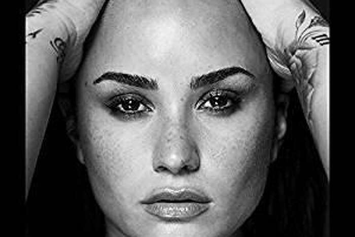 "CD cover: ""Tell Me You Love Me"" by Demi Lovato"