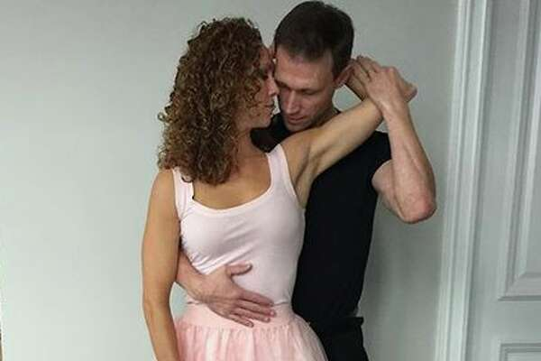 "Frances ""Baby"" Houseman and Johnny Castle, ""Dirty Dancing""  Photo:  Pinterest"