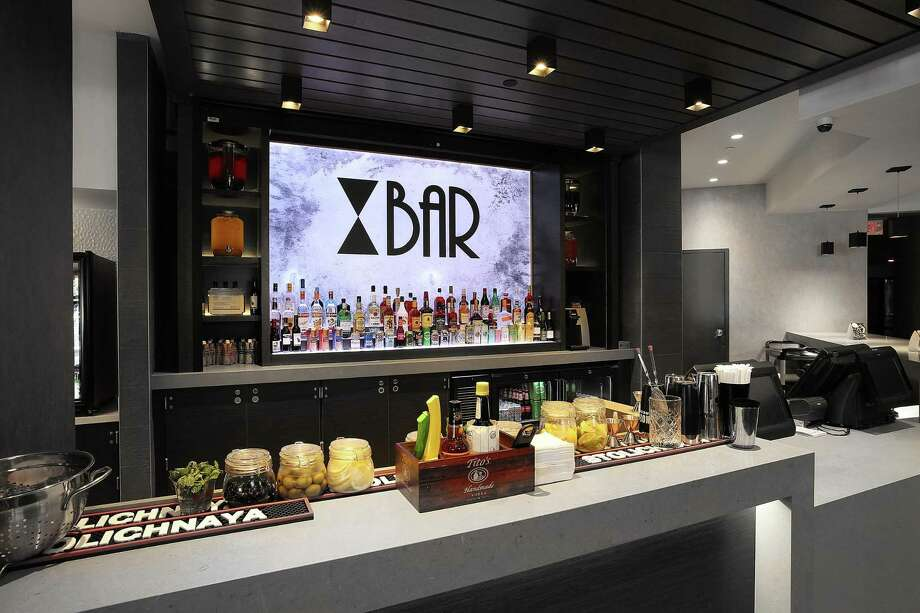 The Bowtie bar features its own cocktail, the Bow Tai. Photo: Contributed Photos / Sandro Art & Photography LLC