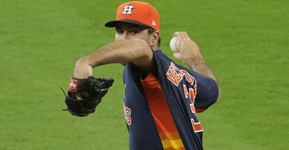 PHOTOS: Astros game-by-gameJustin Verlander takes the mound Friday as the Astros kick off a three-game series against the Angels.Browse through the photos to see how the Astros have fared through each game this season. Photo: Elizabeth Conley/Houston Chronicle