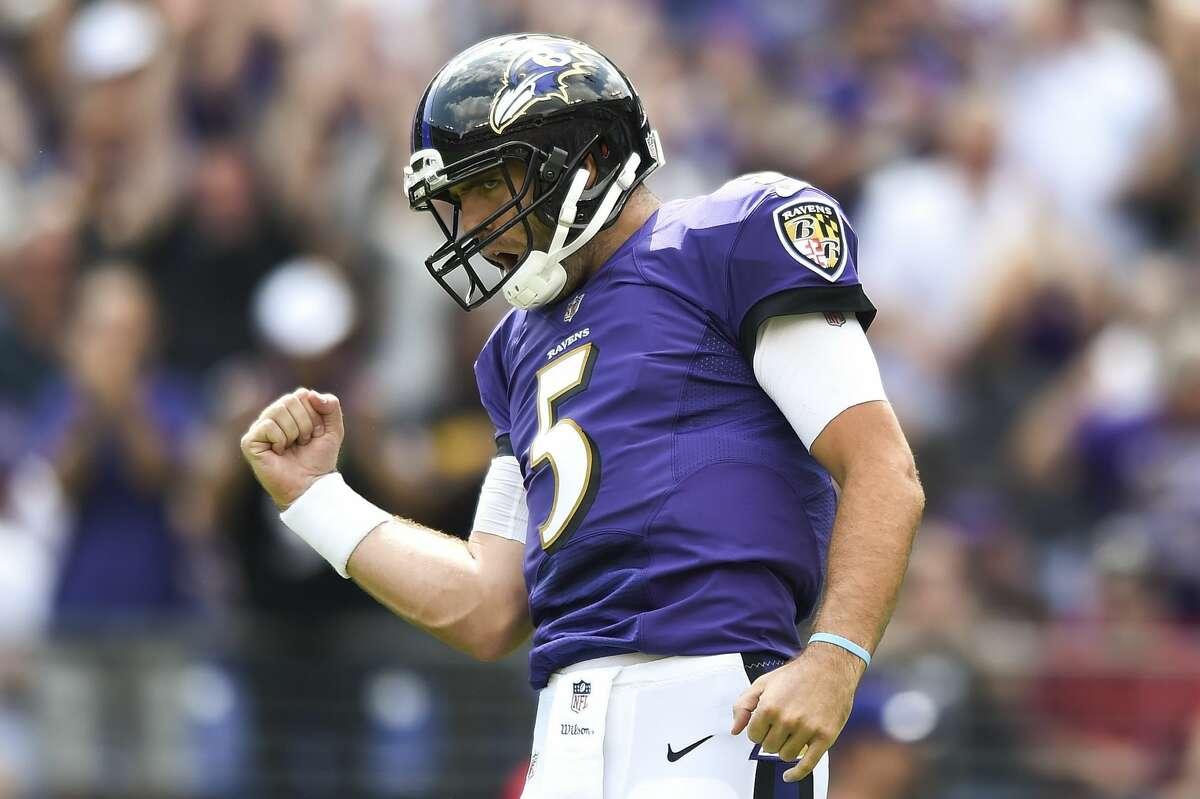 Baltimore (2-0) minus-4 at Jacksonville (1-1) Ravens 23-20