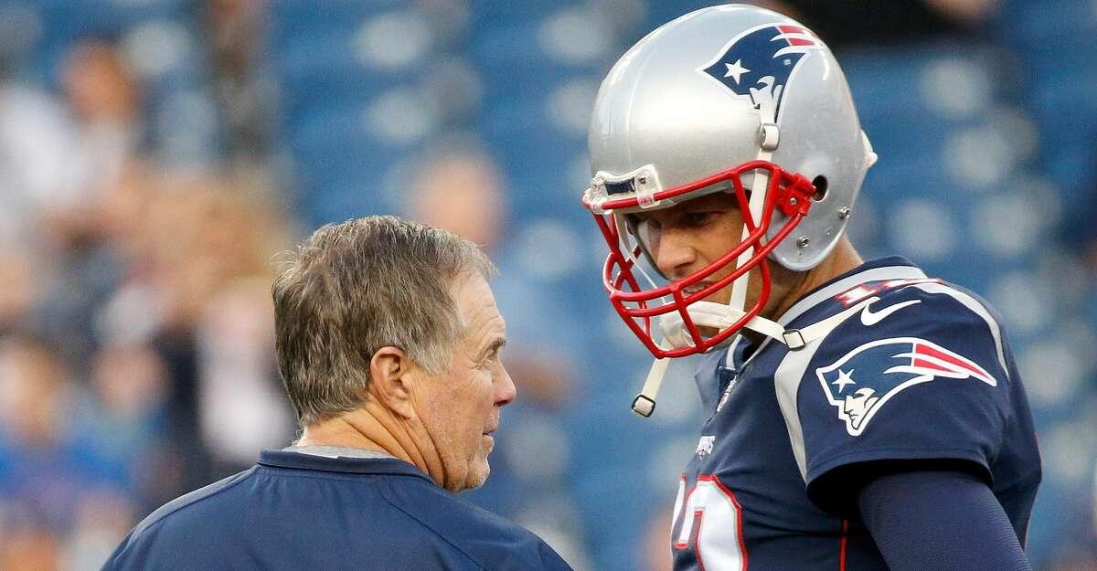 Houston (1-1) plus-13 at New England (1-1) Patriots 27-13
