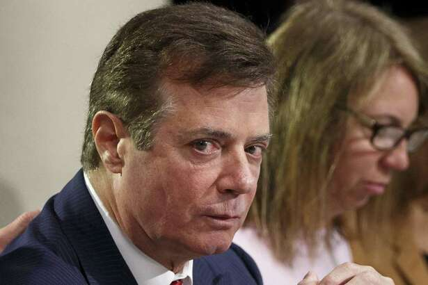 Paul Manafort, in a July 18, 2016, file image.